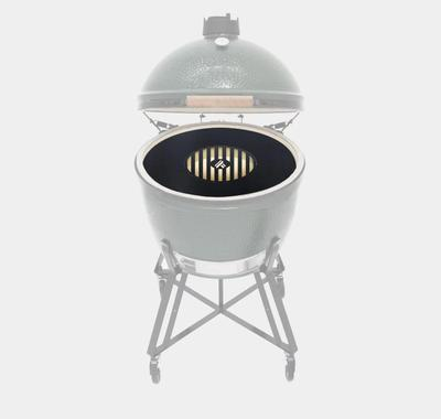 Kamado Style Grill Grate Replacement Grill Griddle Insert by Arteflame