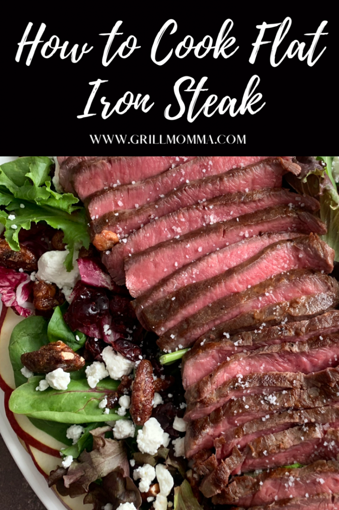 How to cook flat iron steak