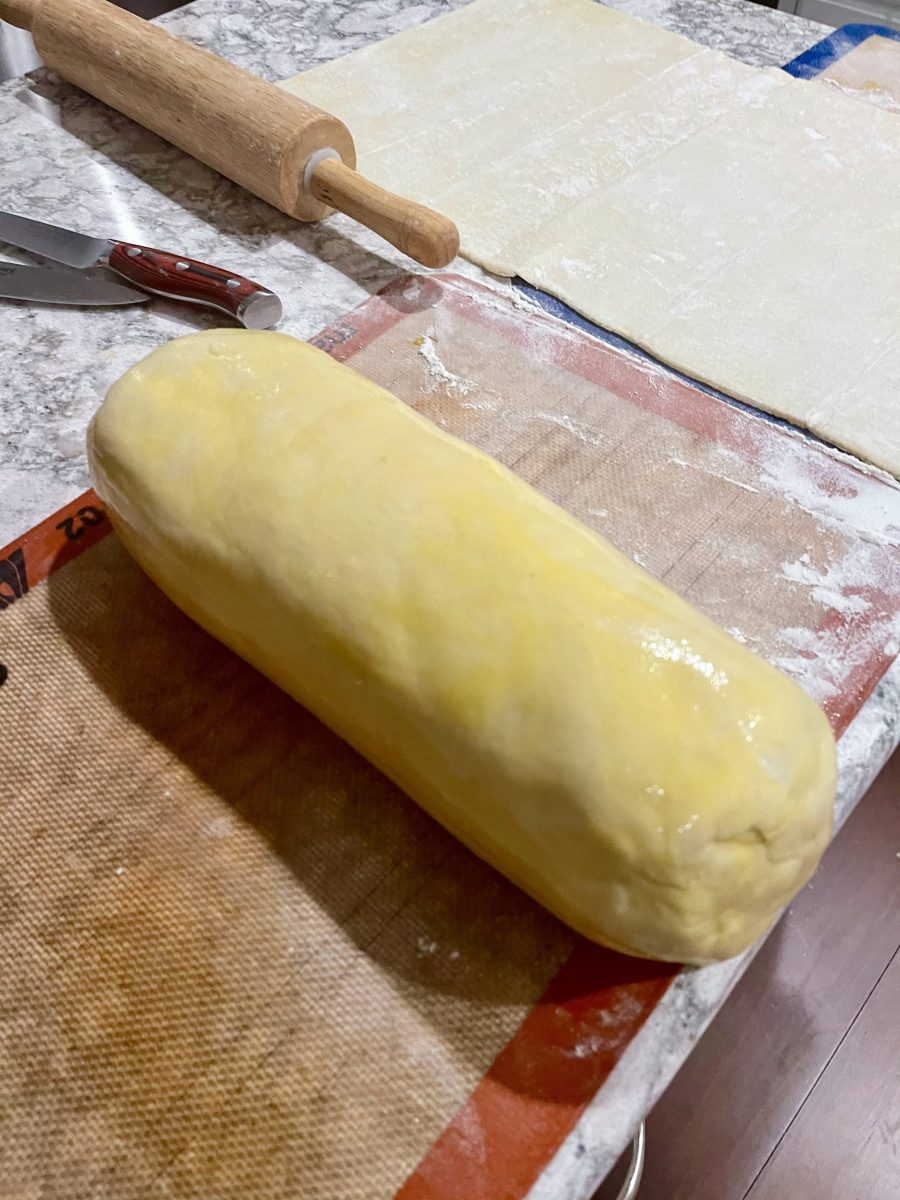 Beef Wellington Wrapped With Puff Pastry