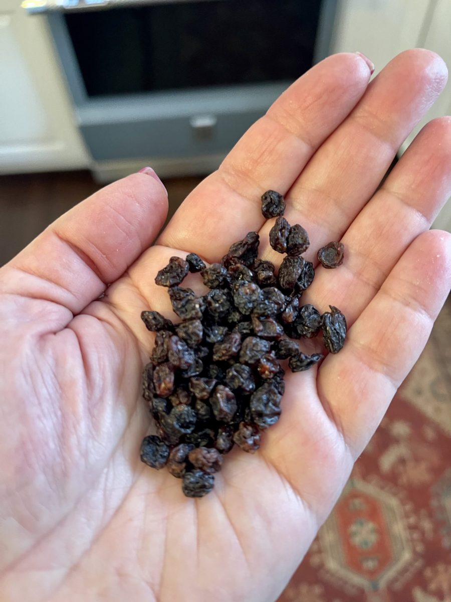 Picture of currants