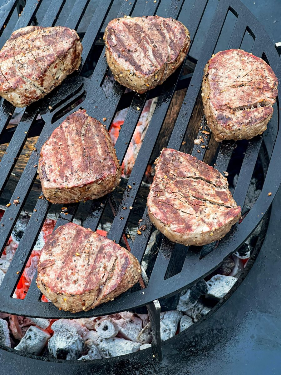 Private Reserve Filet Mignon On The Arteflame Grill